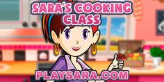 Learn more about a fascinating collection of Sara\'s Cooking Class games: more than 100 games for girls available online. Biryani, Pavlova, Sara's Cooking Class, California Rolls, 100 Games, Class Games, Pasta Carbonara, Fettuccine Alfredo, Banana Split