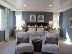 model bedrooms | Master Bedroom for KB Model Staged Home - Dublin CA