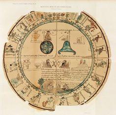aztez calendar wheel