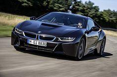 BMW i8: un primo sguardo alla nuova sportiva elettrica