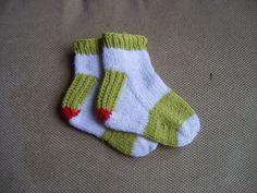 Toe up Sokken breien: Heel veel hielen