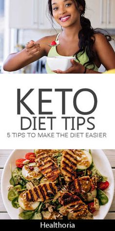 Keto diet tips.  Ket