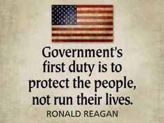 Government's Duty