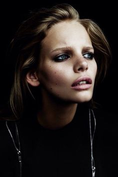 sassafras—manson: Dark Matter - Marloes Horst shot by Billy Kidd