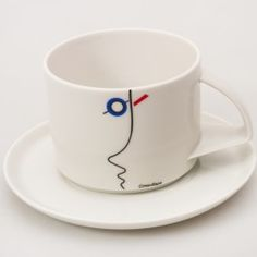 Balance Stenberg Teacup w/ Saucer