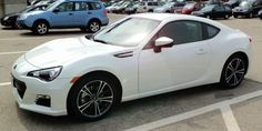 better looking in person! the 2013 Subaru BRZ