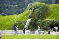 Swarovski world #Austria #Innsbruck---what a waste of time!!