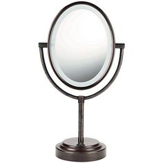 Conair BE47BR Oval Double-Sided Mirror