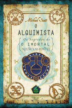 Michael Scott // O Alquimista