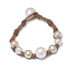 Pink Love Freshwater Bracelet Limited Edition #wendypearls