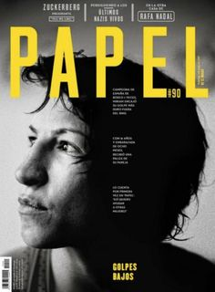 Welcome to SPD's Cover of the Day, a portfolio of brilliant magazine and newspaper covers from around the world. Papel (Spain),...