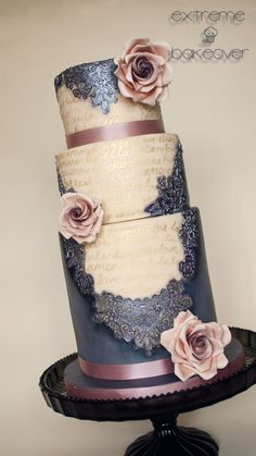 Fairy Tale Lace Extreme Bakeover