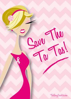 Breast Cancer Awareness!  The Savvy Socialista