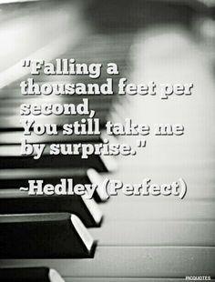Hedley Perfect