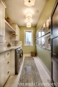 veranda interiors: Our Home {Secondary Baths + Laundry}