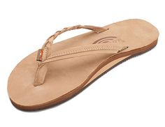 67f4e9dae9f5 The Complete Guide to Rainbow Sandals Brown Flip Flops