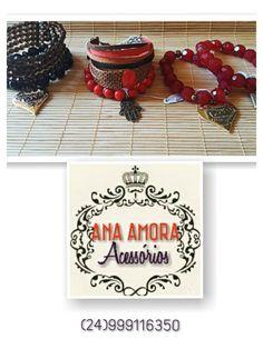 Vermelhas siiim❤ #lindas #anaamoraacessorios