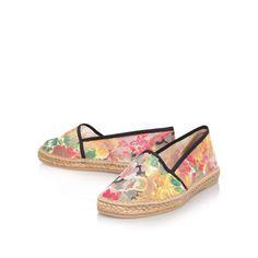 blonda, multi-coloured shoe by kurt geiger london - women shoes sandals espadrilles