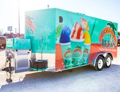 986b277a66 Bahama Bucks Food Truck built by Cruising Kitchens the largest mobile  business manufacturer in the world! Food Truck - Mobile Business - Build a  Food Truck