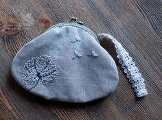 мое рукоделие:):  handmade frame purse bag , crochet, embroidery