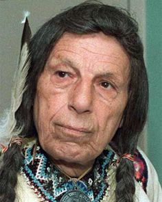 Iron Eyes Cody - (Espera Oscar DeCorti) - (4/3/1907 - 01/4/1999) actor, stunts - born in Louisiana.