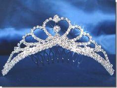 SC Bridal Wedding Tiara Comb 48105 by SparklyCrystal, http://www.amazon.com/dp/B001AJ1WHA/ref=cm_sw_r_pi_dp_hljrsb1RFNTVH