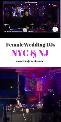 If you are newly engaged then you are thinking about wedding planning. Part of wedding planning is finding the right vendors which includes your wedding DJ. We have a great selection of female DJs for you. Finding the right DJ for you wedding reception is key. We can help you with that process by providing you with wedding playlists and wedding inspiration. Bookings at info@tcmdjevents.com #weddingplanning, #weddingideas, #weddinginspiration, #weddingNYC, #weddingplaylists Best Wedding Songs, Wedding Party Songs, Wedding Playlist, Wedding Dj, Wedding Tips, Wedding Planning, Cute Wedding Ideas, Wedding Inspiration, Reception Entrance Songs