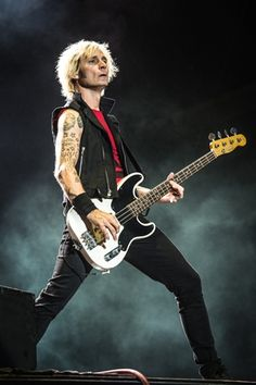 Green Day's Mike Dirnt spoke with us about Billie Joe Armstrong's recovery in this exclusive Q.