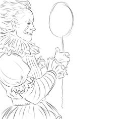 It The Clown Drawing At Getdrawings Free Download Coloring Pages Art Blog Paw Patrol Coloring Pages