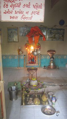 Dhareshwar Mahadev Temple Of Lord Shiva At Rajula.