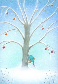 Leading Illustration & Publishing Agency based in London, New York & Marbella. Winter Illustration, Children's Book Illustration, Illustrations, Soft Pastel Art, Bear Art, Watercolor Sketch, Simple Art, Cute Drawings, Cute Art