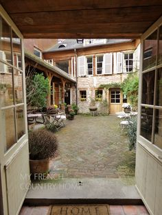 the old school house for sale in honfleur