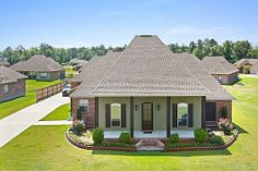 Acadian style house plans louisiana House plan