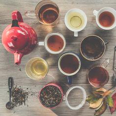 Amamos el mundo del té!! Chile, Tableware, The World, Tea Pots, Herbs, Dinnerware, Chili Powder, Porcelain