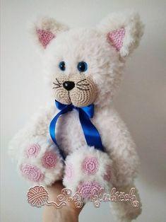 Panda, Teddy Bear, Toys, Handmade, Camilla, Animals, Projects, Activity Toys, Hand Made