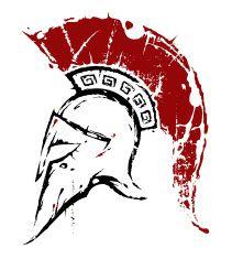 Spartan helmet stock vector art 40980110 - iStock