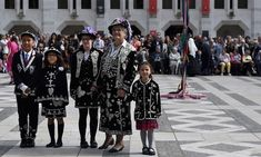 London's other royalty: Pearly Kings and Queens mark the harvest festival – in pictures Festivals Around The World, London Pictures, The Guardian, Charity, Pear, Harvest, Queens, Royalty, King