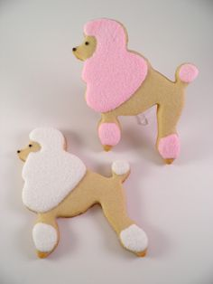 Martha by Mail Dog Cookie Cutters... For Oodles of Poodles!