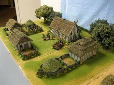 Der Alte Fritz Journal: September 2010 Dnd Mini, Tabletop, Warhammer Terrain, Game Terrain, Seven Years' War, Medieval Houses, 3d Modelle, Wargaming Terrain, Fantasy City