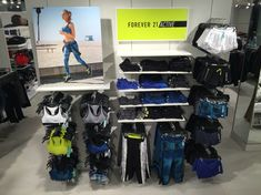 Forever 21 Active Update 2016