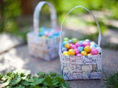 20 Clever, DIY Easter Basket Ideas   HGTV