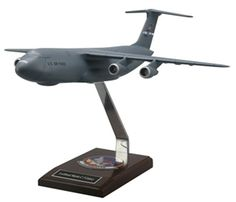 Custom airplane models for Military, Commercial and General Aviation. Over 800 models available for immediate delivery. C 5 Galaxy, Model Airplanes, A 17, Aviation, Aircraft, Plate, Number, Models, Detail