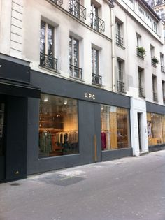 Everybody needs a little A.P.C.