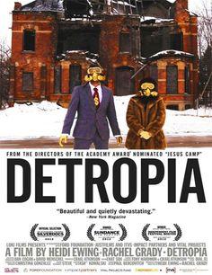 Poster de Detropia