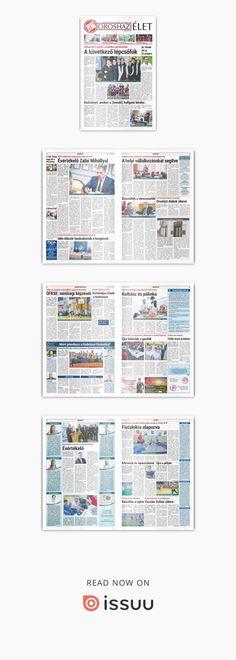 2018.02.02/4. szám Orosházi Élet  Az Orosházi Élet hetilap 2018. február 2-ai lapszáma.