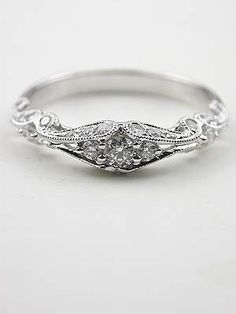 Wedding Ring Simple Unique And Fairy Tale Like Https Flipboard