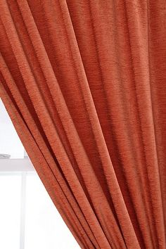 15 super Ideas for apartment living room curtains ideas urban outfitters Velvet Curtains, Drapes Curtains, Window Drapes, Apartment Entryway, Apartment Living, Burnt Orange Decor, Urban Outfitters, Orange Curtains, Living Room Arrangements