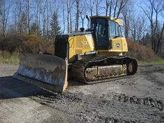 John Deere 850K WLT Crawler Dozers for Sale :: Construction Equipment Guide