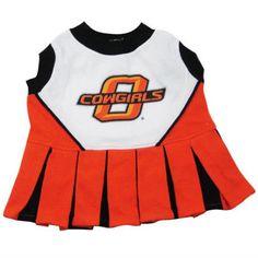 Oklahoma State Cowboys CheerLeading Uniform