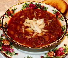 Sweet Tea and Cornbread: Slow Cooker Chuck Wagon Beans!